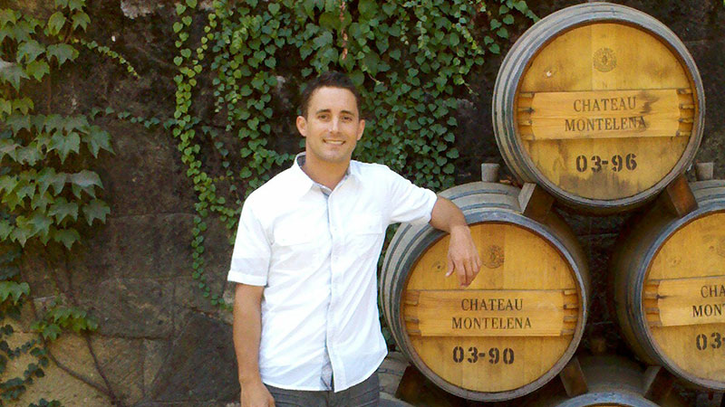 Evan rothrock wine tour sommelier guide