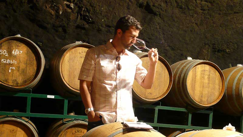 max roher wine tour sommelier guide