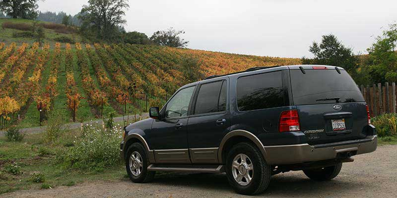sonoma valley wine tours transportation